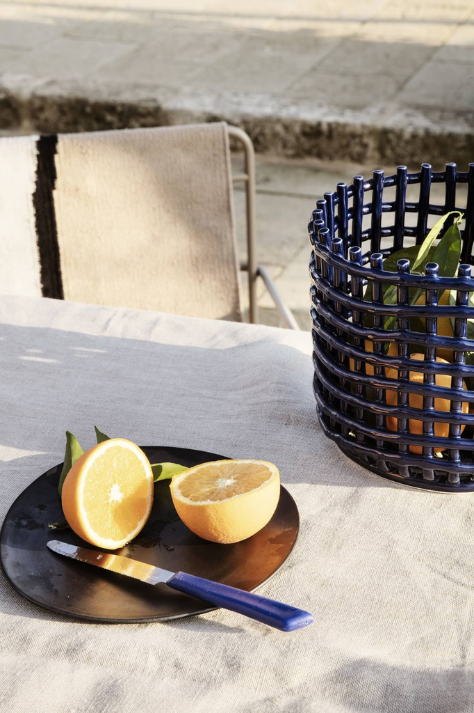 Ceramic Basket, Large