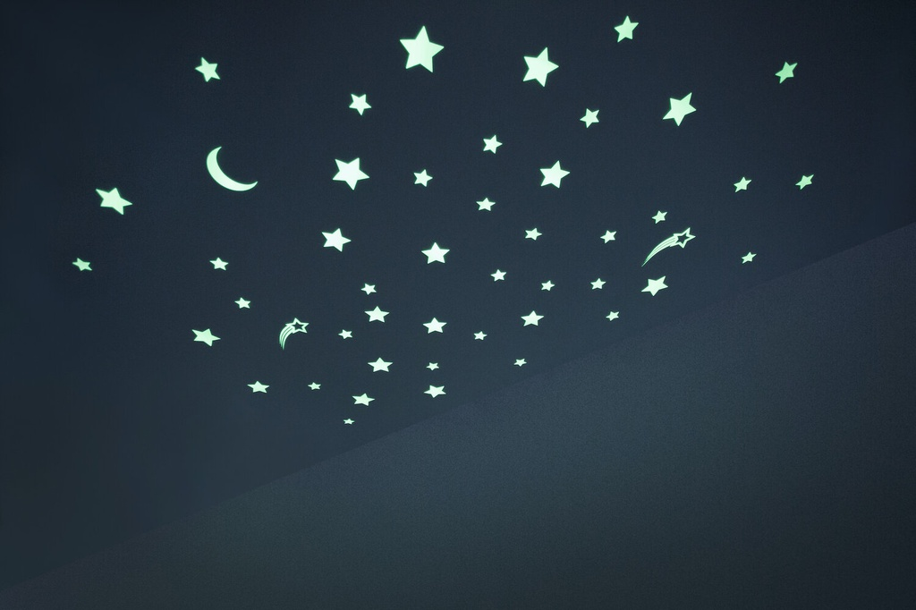GLOPLAY, Starry Night, 48pcs