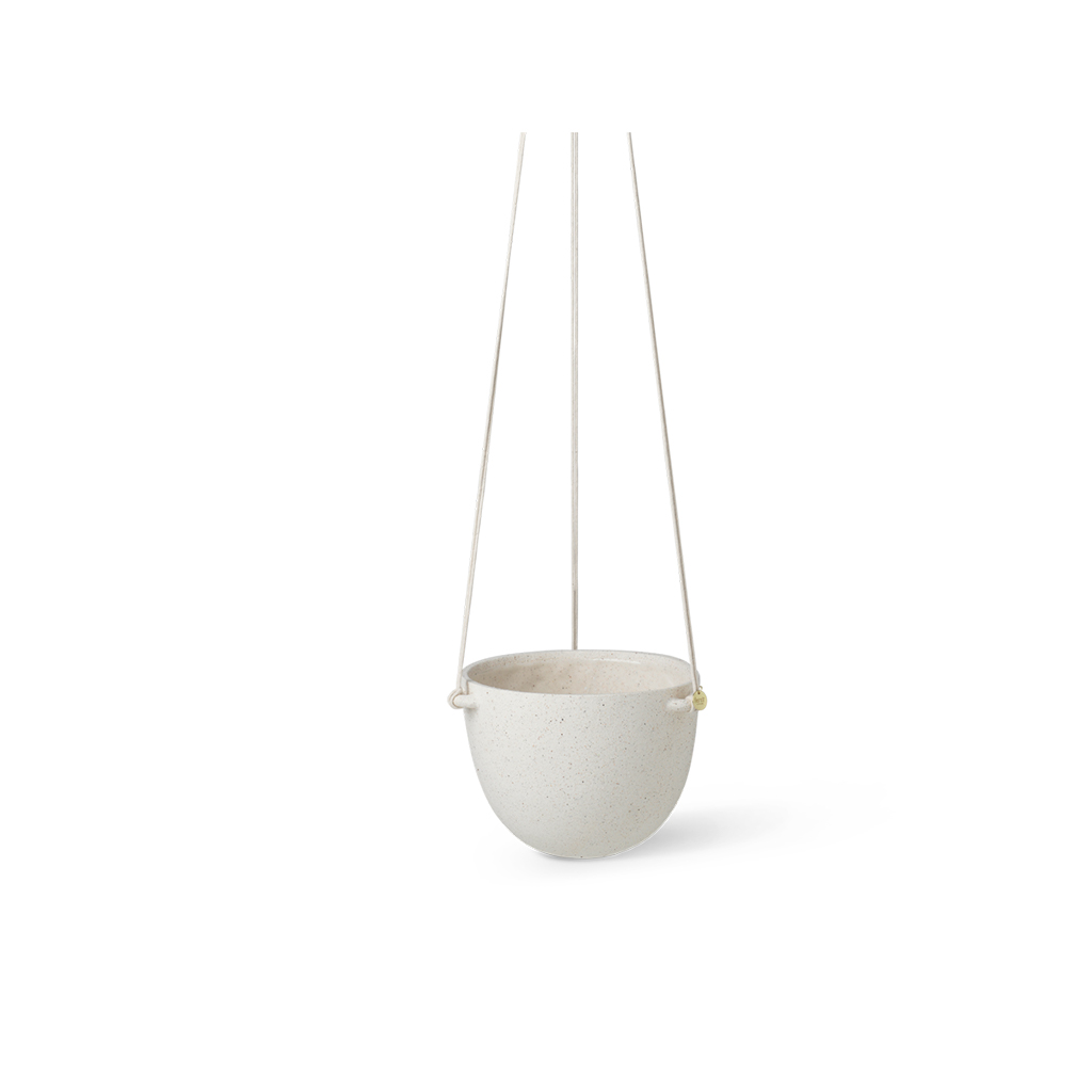 Speckle Hanging Pot