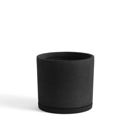 [HDHY04200] Plant Pot with Saucer, XXL